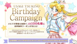 25'th anniversary Usagi Birthday - новости ивента.