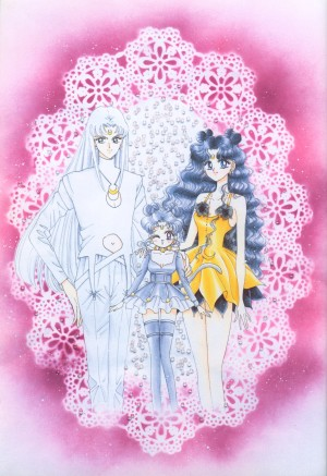 Sailor Moon Manga Artbook -  Sailor Moon Original Picture Collection Vol. IV