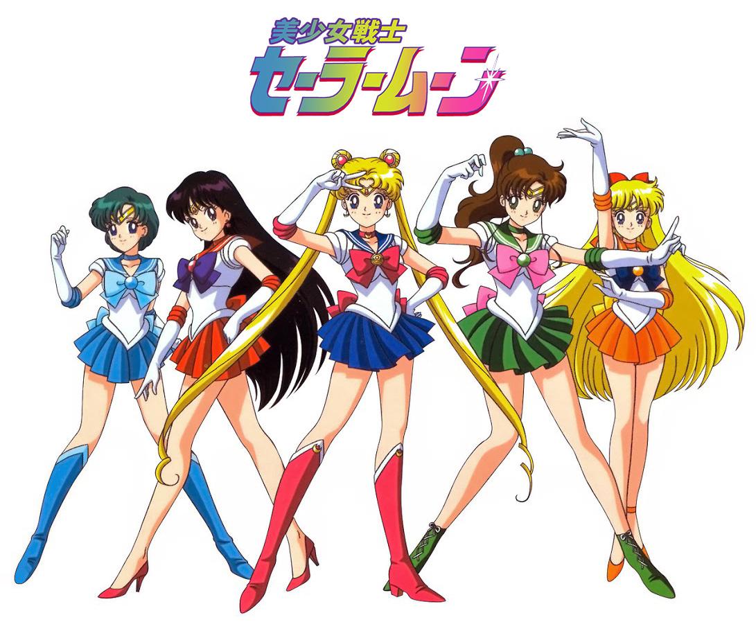 Оригинал аниме (1992 - 1997) - Sailor Galaxy
